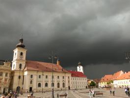 Nori Sibiu Piata Sfatului