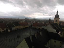 Aversa ploaie Sibiu