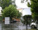 Ploaie Bucuresti/Militari